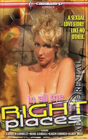 In All The Right Places Porn Video Art