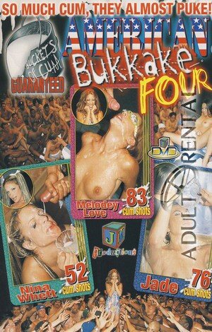 American Bukkake 4 Porn Video Art