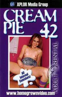 Cream Pie 42 | Adult Rental