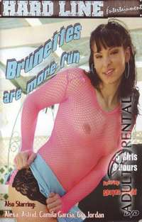 Brunettes Are More Fun | Adult Rental