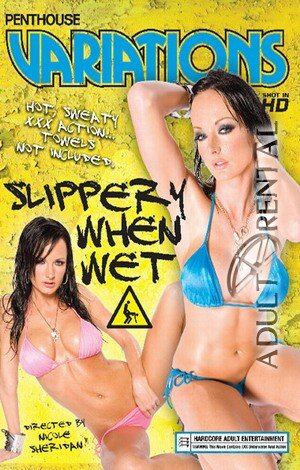 Slippery When Wet Porn Video Art