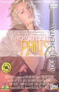 Backstreets of Paris | Adult Rental