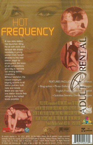 Hot Frequency Disk 2 Porn Video Art