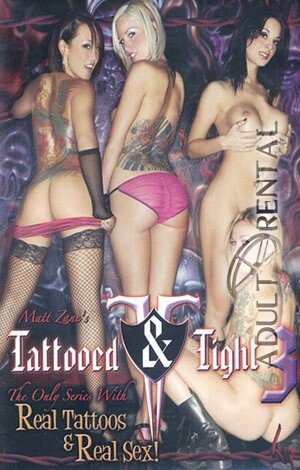 Tattooed And Tight 3 Porn Video Art