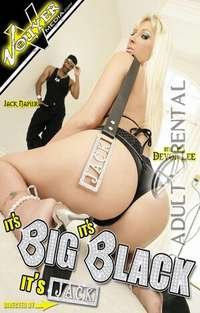 It's Big It's Black It's Jack | Adult Rental
