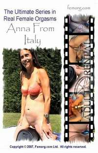 Anna From Italy | Adult Rental