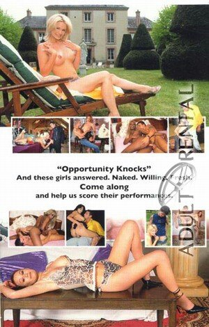 Opportunity Knocks Porn Video Art