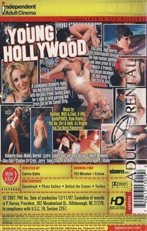 Young Hollywood Porn Video Art