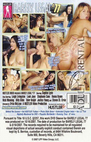 Barely Legal 77 Porn Video Art