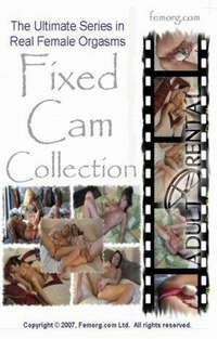 Fixed Cam Collection | Adult Rental
