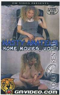 Nasty Amateur Home Movies Vol 1 | Adult Rental
