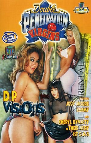 Double Penetration Virgins: DP Visions Porn Video Art