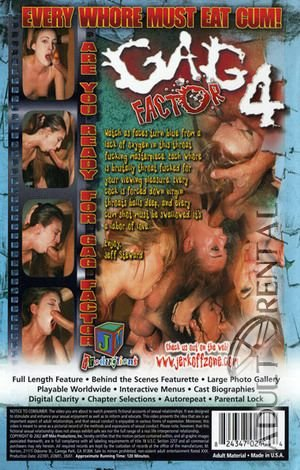 Gag Factor 4 Porn Video Art