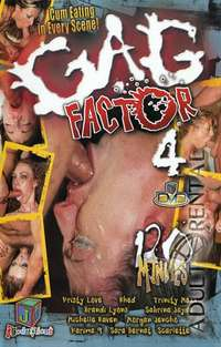 Gag Factor 4 | Adult Rental