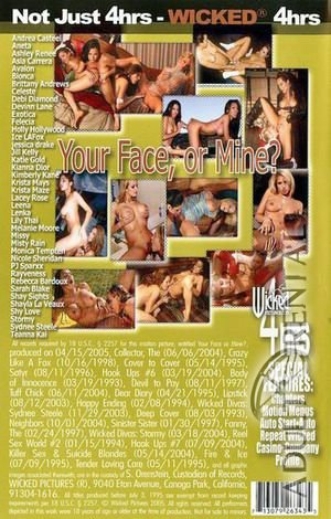 Your Face or Mine? Porn Video Art