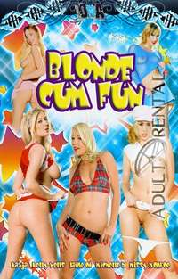 Blonde Cum Fun | Adult Rental