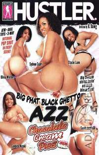 Big Phat Black Ghetto Azz: Chocolate CPs