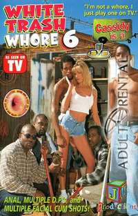 White Trash Whore 6 | Adult Rental