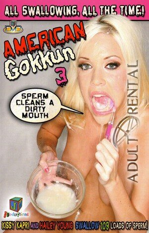 American Gokkun 3 Porn Video Art