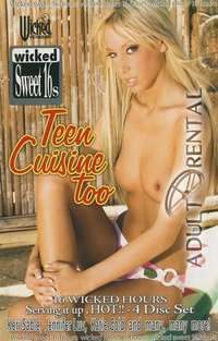 Teen Cuisine Too: Disk 3 | Adult Rental