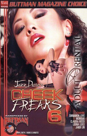 Cheek Freaks 6 Porn Video Art