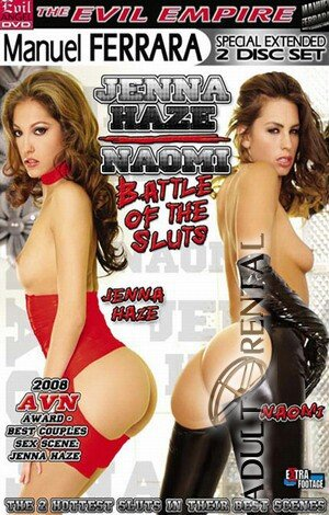 Naomi Vs Jenna Haze: Battle Of The Sluts Porn Video