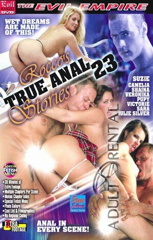 Rocco's True Anal Stories 23 Porn Video