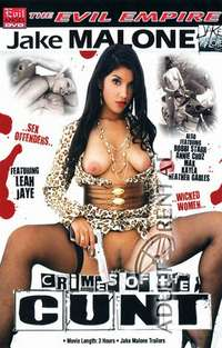 Crimes Of The Cunt | Adult Rental