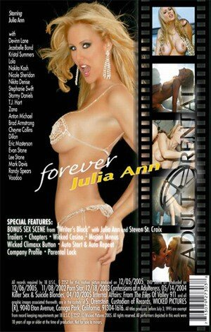Forever Julia Ann Porn Video Art