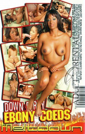 Down And Dirty Ebony Coeds Porn Video Art