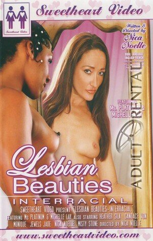 Lesbian Beauties Interracial Porn Video Art