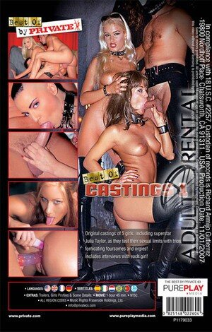 Best Of Castings 1 Porn Video Art