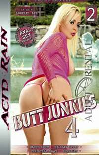 Butt Junkies 4 | Adult Rental