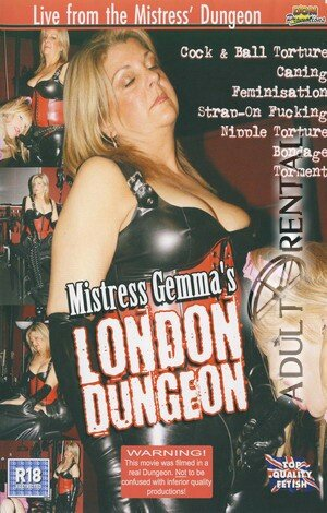 Mistress Gemma's London Dungeon Porn Video Art