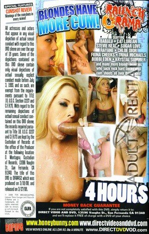 Blondes Have More Cum Porn Video Art