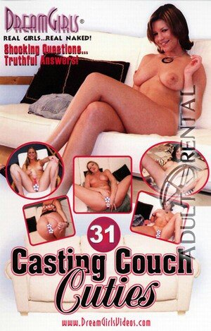 Casting couch cuties scene