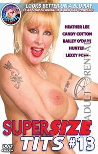 Supersize Tits 13 | Adult Rental