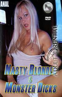 Nasty Blondes & Monster Dicks | Adult Rental