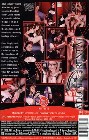 Nina Hartley's Guide To Bondage Sex Porn Video Art