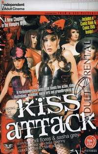 Kiss Attack | Adult Rental