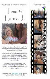 Lexi & Laura J | Adult Rental