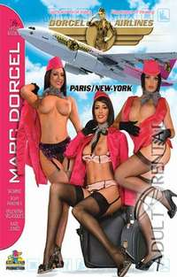 Dorcel Airlines: Paris/New York | Adult Rental