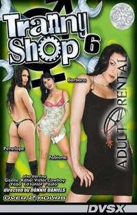 Tranny Shop 6 | Adult Rental