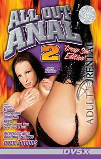 All Out Anal 2 | Adult Rental
