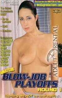 Amateur Blow-Job Playoffs Round 1 | Adult Rental
