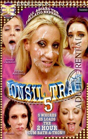 Tonsil Train 5 Porn Video Art