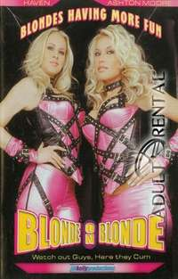 Blonde On Blonde | Adult Rental