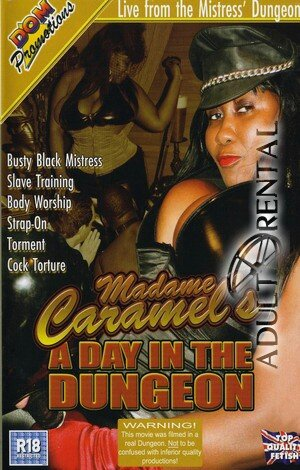 Madame Caramel's A Day In The Dungeon Porn Video