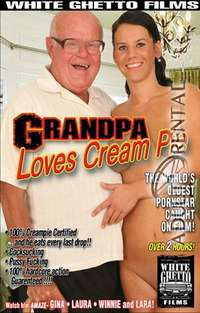 Grandpa Loves Cream Pie | Adult Rental