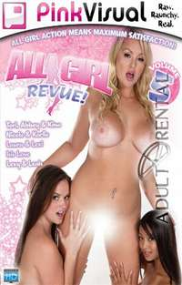 All Girl Revue 5 | Adult Rental